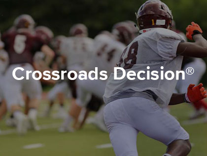Crossroads Decision